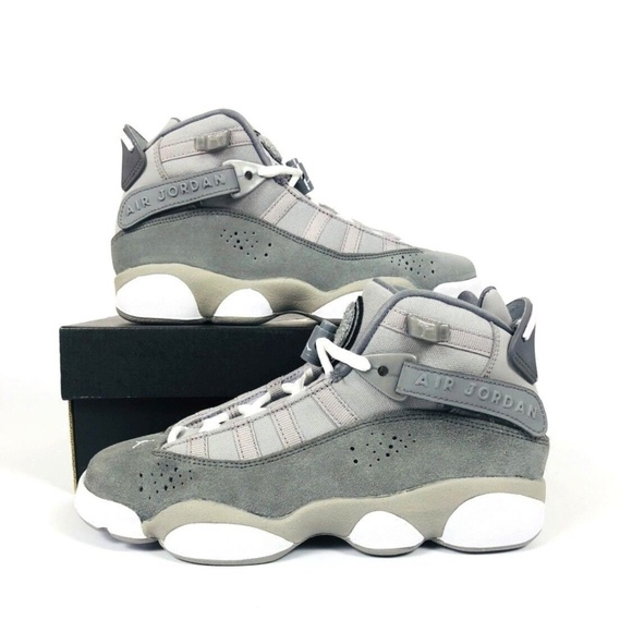 af67912d2b1d Nike Air Jordan 6 Rings GS